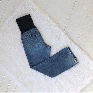 Liz Lange Maternity Jeans Size 8